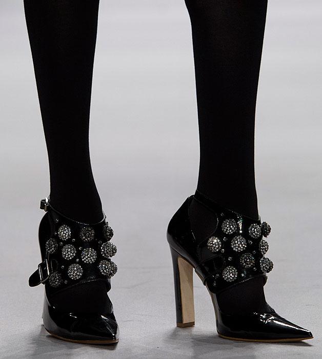 Jasper Conran - scarpe nere con tacco