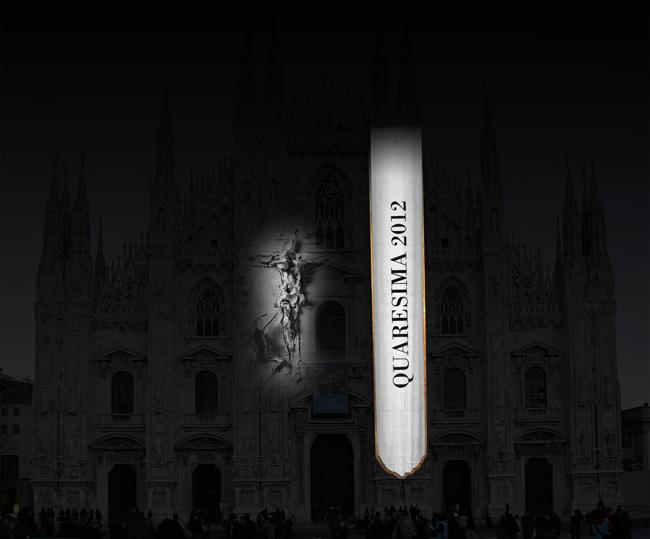 Duomo Milano Quaresima 2012
