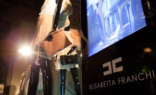 Elisabetta Franchi 2012 borsa a cartella