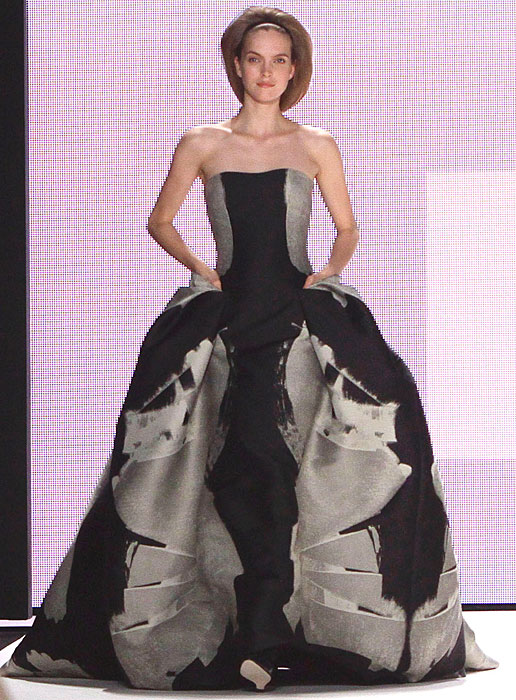 Carolina Herrera - abito senza spalline