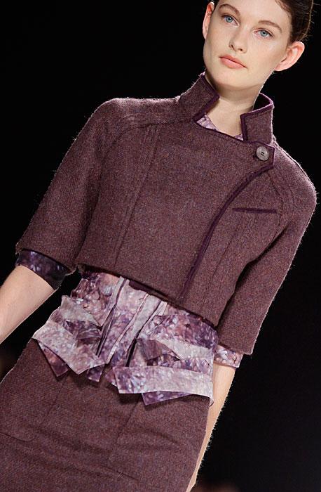 Carolina Herrera - completo con giacca corta