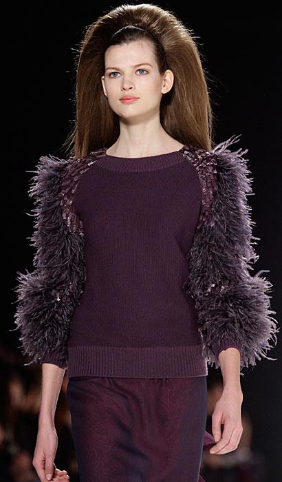 Carolina Herrera - maglia viola