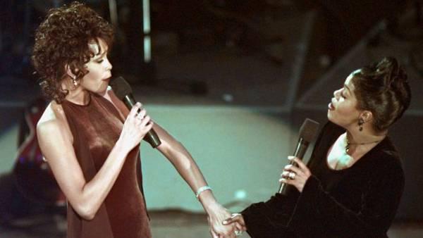 Whitney Houston e CeCe Winans