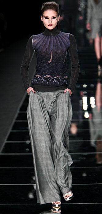 John Richmond 2012 2013 Maglia Collo Alto Pantalone