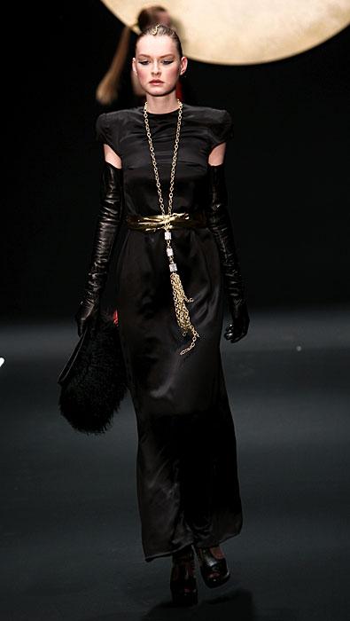 Krizia 2012 Total Black