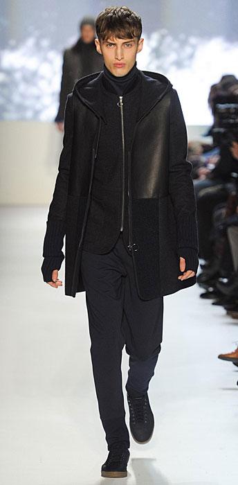 Lacoste - cappotto e giacca con zip