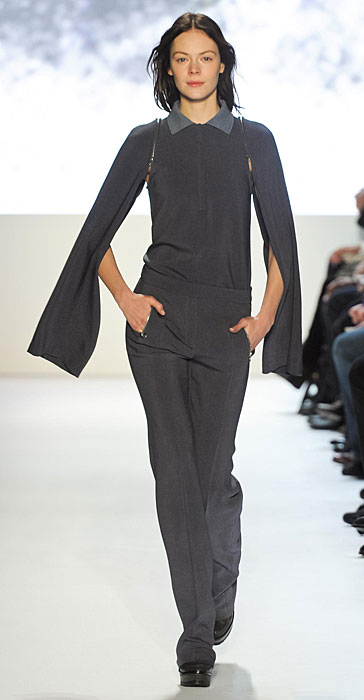 Lacoste - maglia con maniche aperte