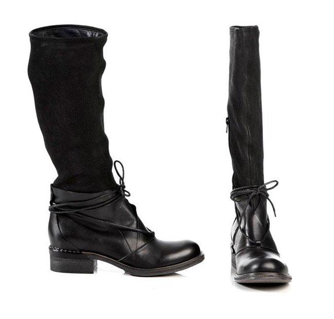 Malloni 2012 2013 - scarpa nera