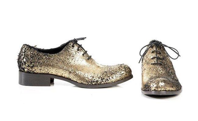 Malloni 2012 2013 - scarpa dorata