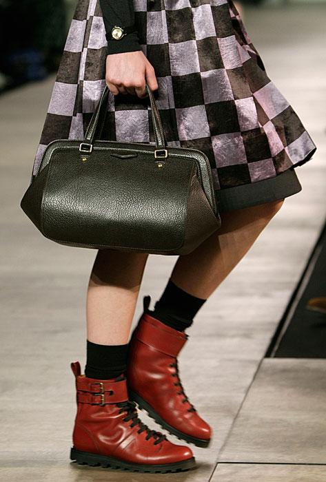 Marc by Marc Jacobs - dettaglio scarpa bassa marrone