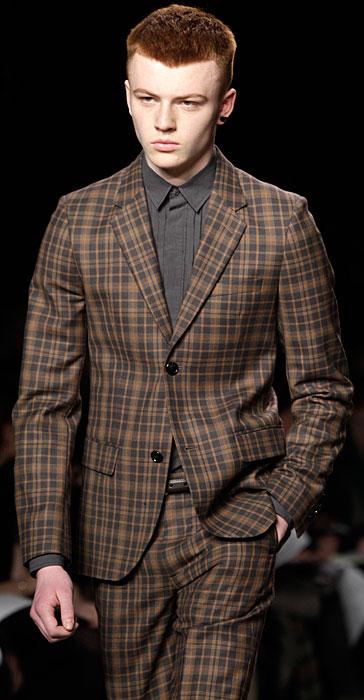 Marc by Marc Jacobs - completo con camicia grigia