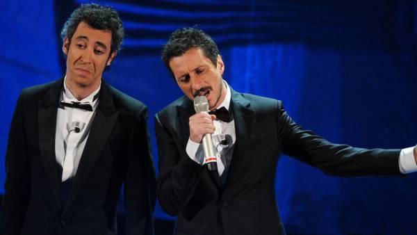 Festival Sanremo 2012 Luca e Paolo
