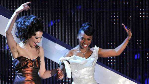 Nina Zilli duetta con Skye
