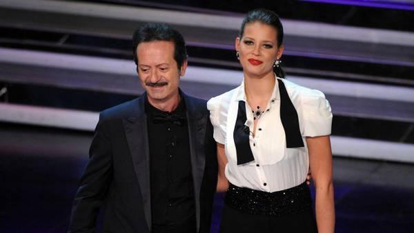 Rocco Papaleo e Ivana Mrazova