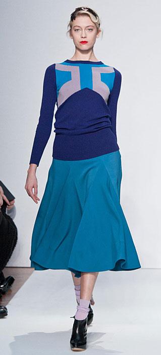 Mila Schon 2012 2013 - gonna blu