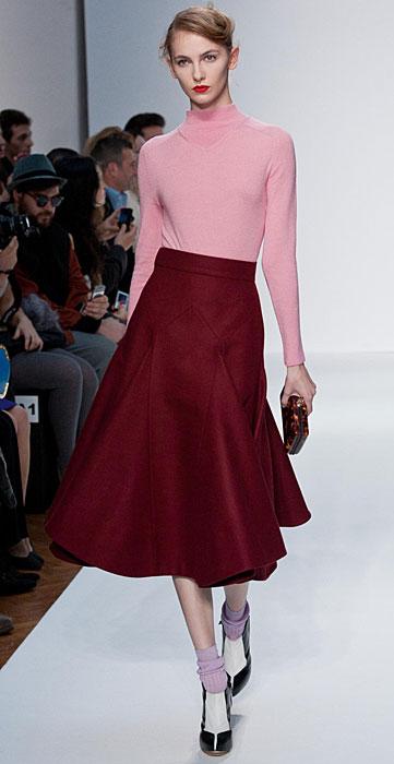Mila Schon 2012 2013 - maglia a collo alto
