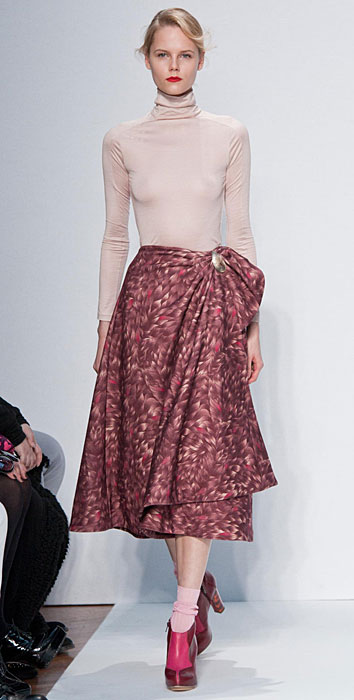 Mila Schon 2012 2013 - maglia rosa