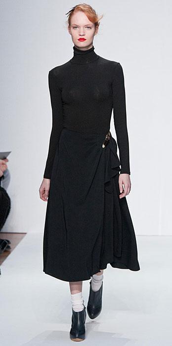 Mila Schon 2012 2013 - abito nero