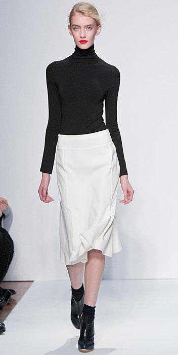 Mila Schon 2012 2013 - gonna bianca