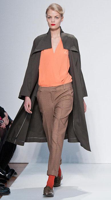 Mila Schon 2012 2013 - maglia arancione