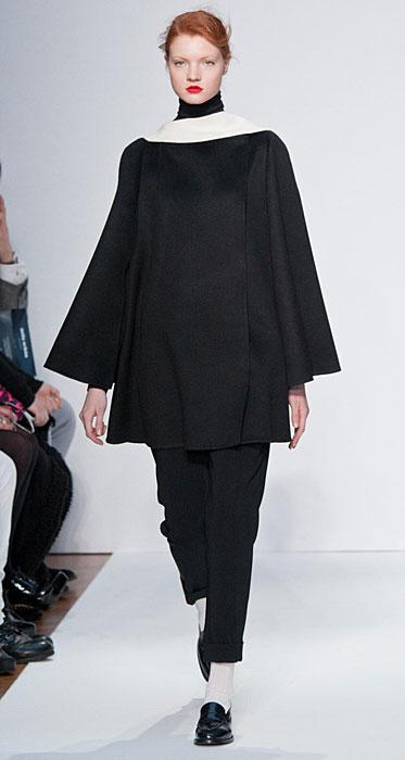 Mila Schon 2012 2013 -  pantalone nero