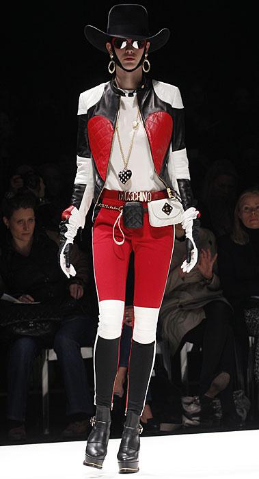 Moschino 2012 2013 Completo Giacca Pantaloni