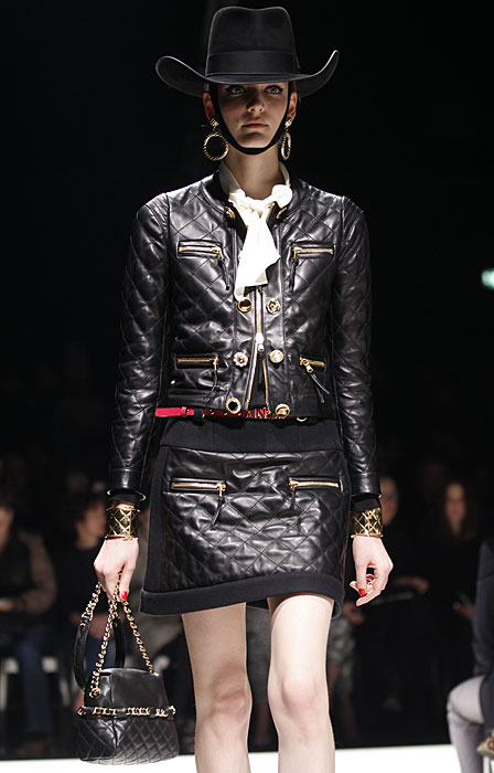 Moschino 2012 2013 Completo Giacca Gonna