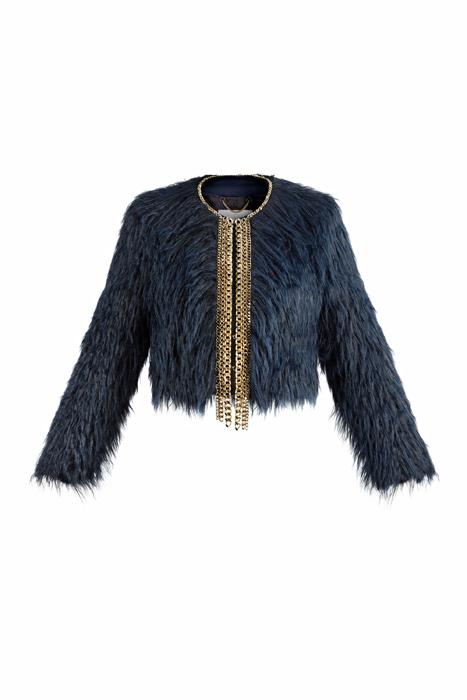 Elisabetta Franchi con la LAV per le pellicce ecologiche