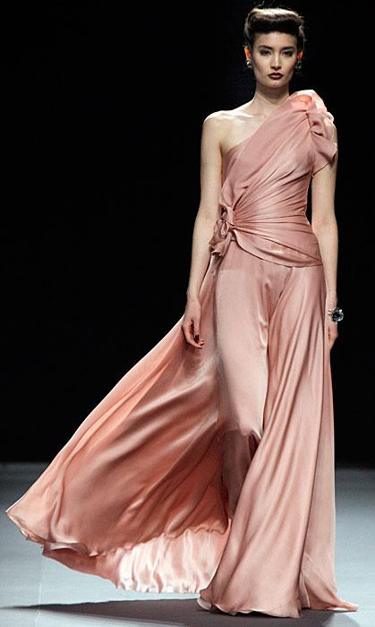 Jenny Packham - abito da sera rosa