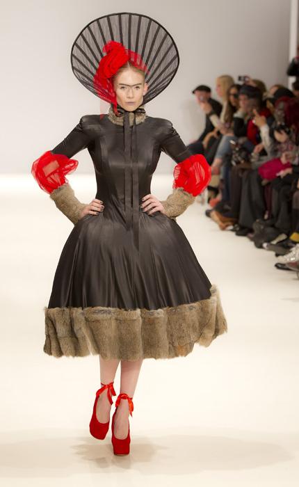 Pam Hogg - abito nero