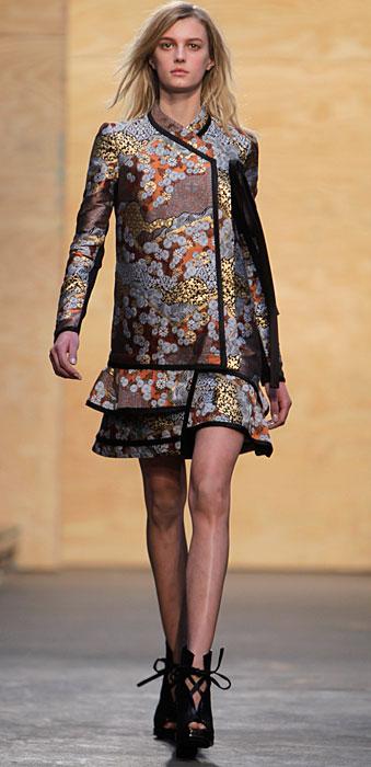 Proenza Schouler - mini abito