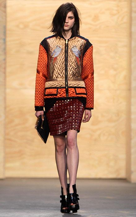 Proenza Schouler - giacca con zip