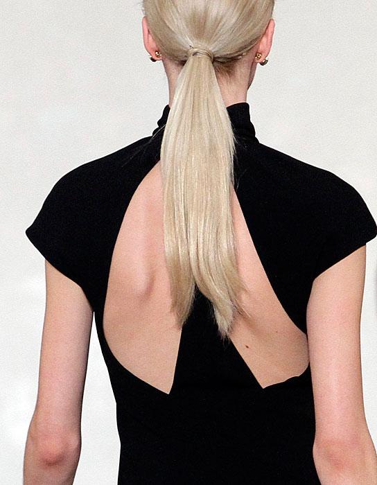 Ralph Lauren - scollatura sulla schiena