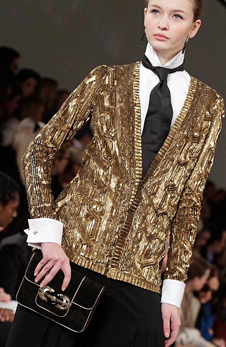 Ralph Lauren - giacca con cravatta