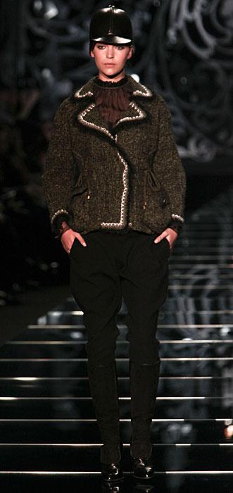 Ermanno Scervino 2012 2013 - giacca marrone