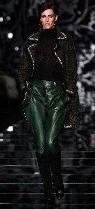 Ermanno Scervino 2012 2013 - pantaloni verdi