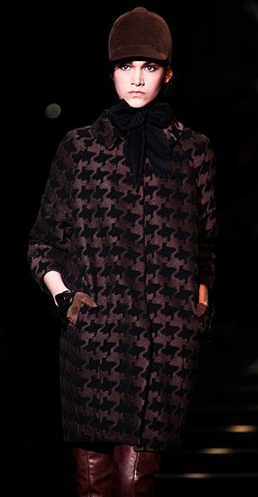 Ermanno Scervino 2012 2013 - cappotto scozzese