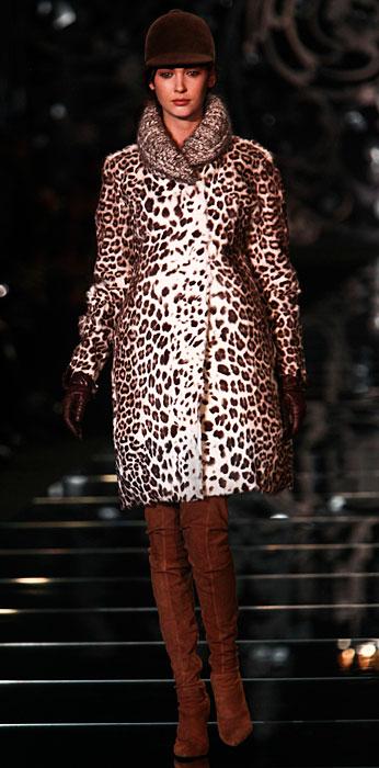 Ermanno Scervino 2012 2013 - giacca leopardata