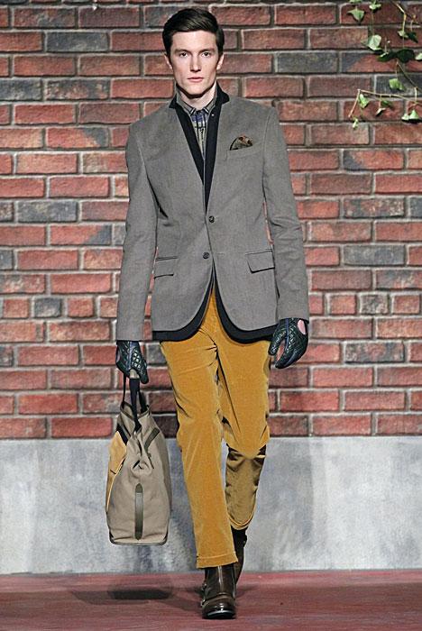 Tommy Hilfiger - pantalone giallo