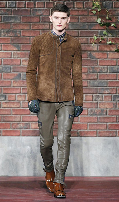 Tommy Hilfiger - guanti, scarpe marroni