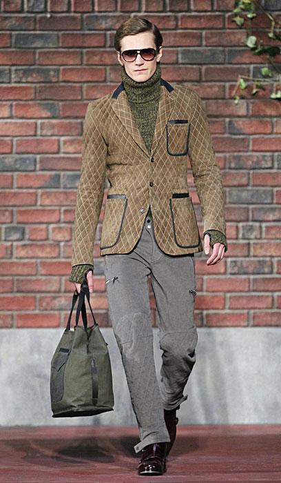 Tommy Hilfiger - giacca e pantalone grigio