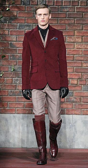 Tommy Hilfiger - giacca e stivali