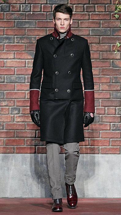 Tommy Hilfiger - cappotto doppio petto