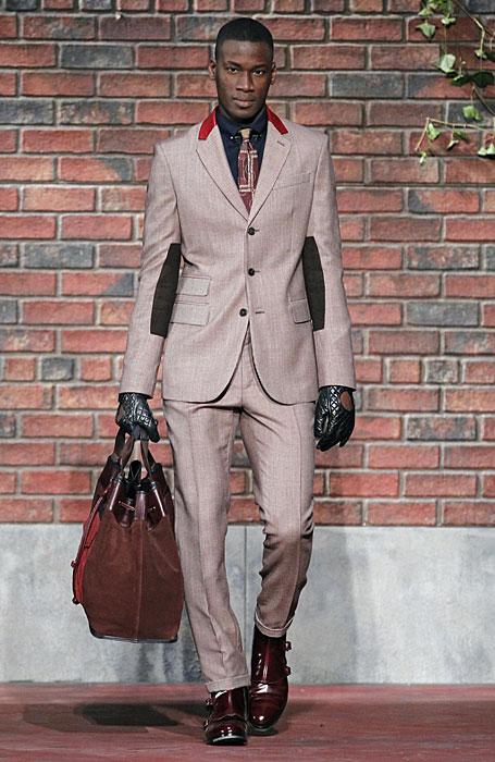 Tommy Hilfiger - completo, borsa marrone