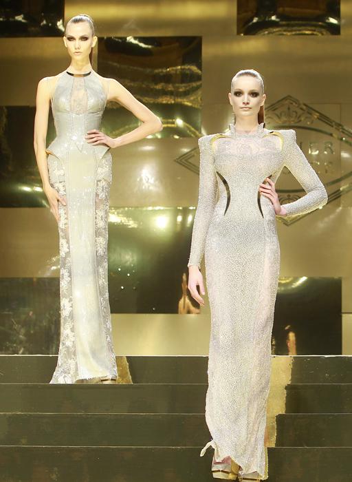 Versace Atelier abiti a sirena