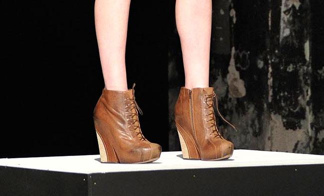 Vic Matie' 2012 2013 - scarpe alte con lacci