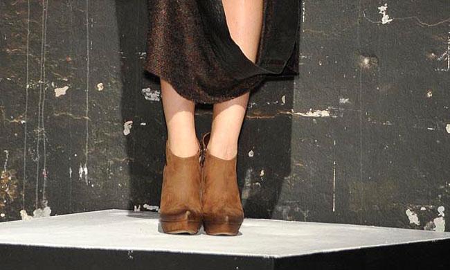 Vic Matie' 2012 2013 - scarpe color cammello