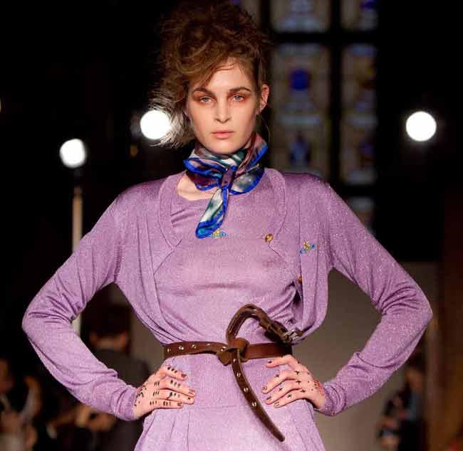 Lo chic di  Vivienne Westwood
