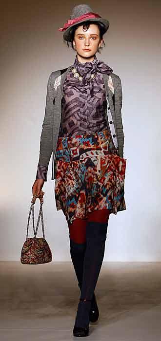 Vivienne Westwood Red Label - cappello grigio