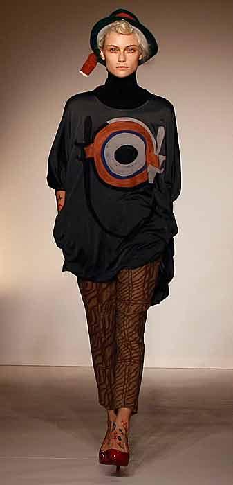 Vivienne Westwood Red Label - maglia larga